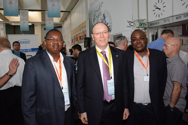 Opening of the International Diamond Week 31.8.2015