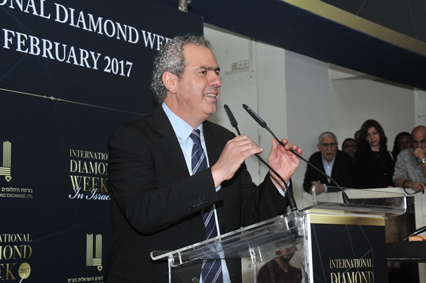 Gallery - Festive opening ceremony of the International Diamond Week on the 13/2/2017 , 28 of 54