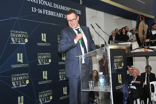 Gallery - Festive opening ceremony of the International Diamond Week on the 13/2/2017 , 30 of 54