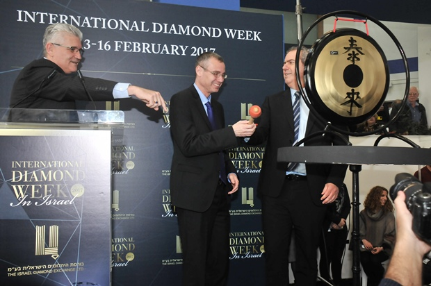Gallery - Festive opening ceremony of the International Diamond Week on the 13/2/2017 , 35 of 54