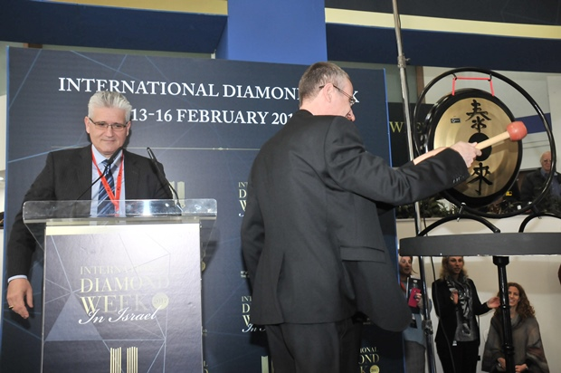 Gallery - Festive opening ceremony of the International Diamond Week on the 13/2/2017 , 36 of 54