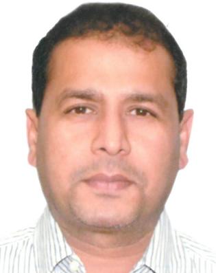 Raju Shah, Representative of Yahalom Building